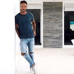 Inspirações e dicas de moda para homens Um blog do El Hombre modamasculina@elh...