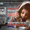 Millennium Development Goal #3 Promote Gender Equality and Empower Women