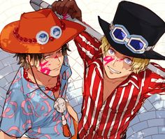 Ace e Sabo