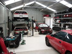 My dream garage