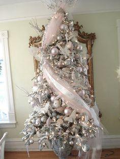 French Beauty Mark: Sugar Plum Fairy Christmas Tree