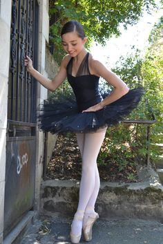 Black tutu. love the top of it as well