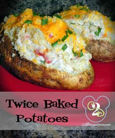 One thing I love about these twice baked potatoes is that they freeze well! Bake up some extras and freeze the leftovers. Pop them in the oven for a quick side dish! Or you can add some chicken or BBQ pork, and make this your main course! Quick Side Dishes, Side Dish Recipes, Dinner Recipes, Dinner Ideas, Baked Potato Recipes, Twice Baked Potatoes, Bbq Pork, Dessert, Snacks