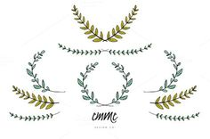hand drawn wedding emblems - Pesquisa Google