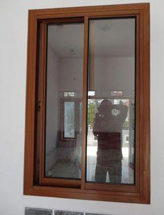 Contoh Desain Jendela Rumah Minimalis Kayu Jati ~ Foto Gambar Wallpaper