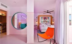 Paradiso Art Hotel in Ibiza by Ilmiodesign