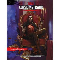 Curse of Strahd Debuts at #6 on… http://www.purplepawn.com/2016/03/curse-of-strahd-debuts-at-6-on-hardcover-fiction-bestseller-list/