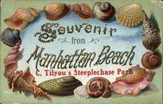 Souvenir from Manhattan Beach