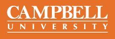 Campbell University is a great private university in a relaxed rural setting.  As an alumnus I proudly support the Camels!