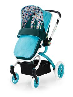 The Cosatto Ooba - Duck Egg is a lightweight, ultra compact fashion statement that boasts incredible functionality and versatility. The Ooba easily changes from pram mode to pushchair mode to car seat mode (car seat available separately). Pram Stroller, Baby Strollers, Tandem Pushchair, Best Travel Stroller, Prams And Pushchairs, Baby Buggy, Travel System, Twin Babies, Rainbow Baby