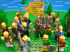 You can build just about anything with LEGOS—even scenes from the scriptures or iconic LDS landmarks! Check out these 27 amazing photos of Mormon-themed LEGO creations. Mormon Stories, Book Of Mormon, Bored Kids, General Conference, Lego Building, Lego Creations, Faith In God, Lego Star Wars, Lds