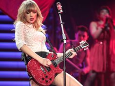RED Tour. I cannot wait to see her in concert!!!!