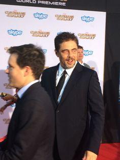 Benicio Del Toro!