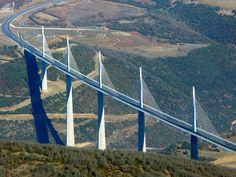 ✈️ Photo aérienne du Viaduc de Millau - Aveyron (12)
