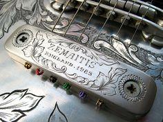 Zemaitis 1983 Custom Deluxe Metal Front - Vintage Guitar Photo Gallery