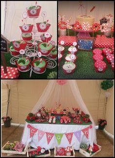 Mesa dulce haditas del bosque ♡♡♡