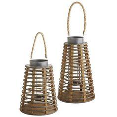 Round Rope Lanterns