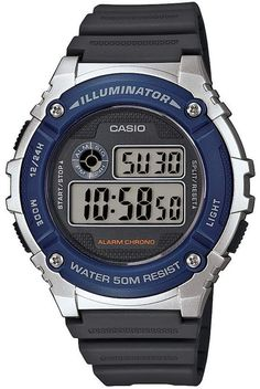 Casio Men s Illuminator Digital Solar Watch Hang Loose 84b5078515