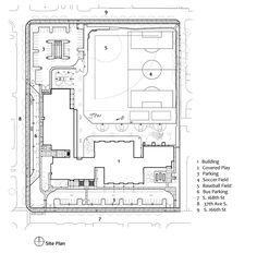 Galeria de McMicken Elementary School / TCF Arquitetura - 14