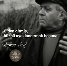 Ahmet Arif Resimli Sözleri ~ Güzel Sözler,Resimli Sözler,Aşk Sözleri,Anlamlı Sözler