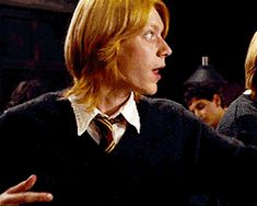 ron weasley harry potter lmao posts neville longbottom gifs3 fred and george weasley gif HP4 over 1000