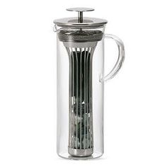 Charcoal Water Pitcher — Daily Find