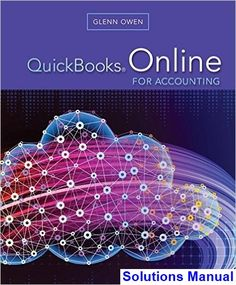 Solution manual for materials science and engineering an solutions manual for quickbooks online for accounting 1st edition by glenn owen fandeluxe Gallery