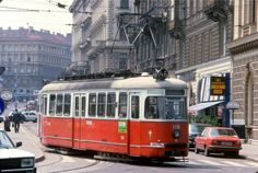 Remember The Time, Best Places To Live, If I Stay, Time Capsule, Public Transport, Vienna, Transportation, Vintage Photos
