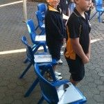 Musical Chairs reading - Neat idea!