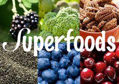 Snel Gezond Afvallen met Superfoods!