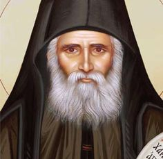 Saint Paisios the Athonite: Why do people divorce? Orthodox Catholic, Orthodox Christianity, Greek Beauty, New Saints, Life Guide, Byzantine Icons, Why Do People, Orthodox Icons, Kirchen