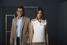 #labellecollection #menstorecollection #colección #mujer #hombre #catalogo #ETAFASHION #ropamujer #ropahombre #woman #men #blazer #camisa #pantalón #foulard #correa #chaleco #falda #collar