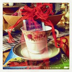 Gift Basket Idea using a book as the theme