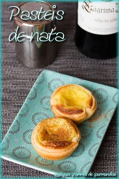 pasteis de nata pinterest Sea Bass, Biscuits, Nom Nom, Muffins, Beverages, Favorite Recipes, Tarts, Cakes, Sweet