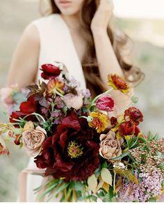 "LA FÊTE • Allison Baddley on Instagram: ""I like big blooms I can not lie photo @heathernan dress @leannemarshallofficial model @tiffanypliler HAMU @janelleingram"""