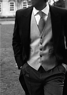 Bespoke Morning Suits Cad The Dandy Best Wedding Men