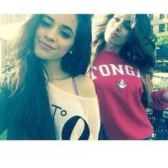 Caminah Camila and Dinah Fifth Harmony ❤ liked on Polyvore