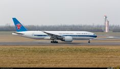China Southern Airlines Cargo B-2071 ..