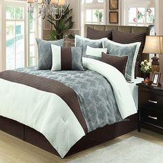 Regal 10-pc. Comforter Set