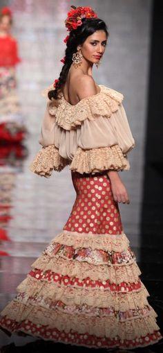 #Flamenco #Dress