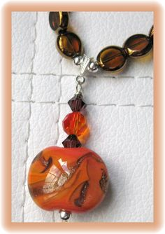Hey, I found this really awesome Etsy listing at https://www.etsy.com/listing/214401864/one-of-a-kind-pendant-in-orange-and