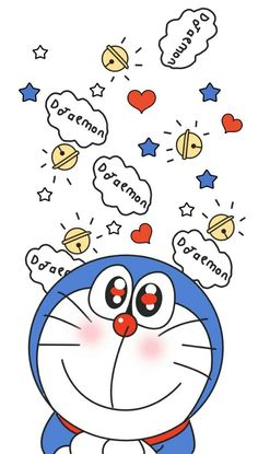 Download 44+ Wallpaper Doraemon Putih Paling Keren