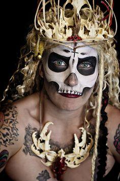 Voodoo Priestess - Hope Shots Photography Model: Lovely Lette Marrs #Halloween…