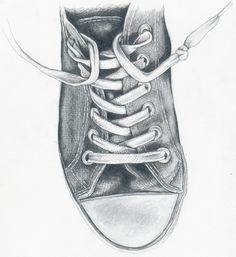shoe drawing  Christina McLean