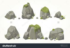 Find Collection Vector Stone Illustrations Drawn Same stock images in HD and millions of other royalty-free stock photos, illustrations and vectors in the Shutterstock collection. Thousands of new, high-quality pictures added every day. Digital Art Tutorial, Digital Painting Tutorials, Art Tutorials, Environment Concept Art, Environment Design, Prop Design, Game Design, Game Concept Art, Cg Art