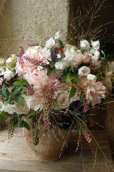 Frédéric Garrigues' Floral Creation Studio Paris France - Background - Education