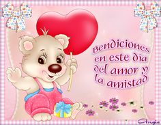 14 de febrero día de San Valentín......día del amor y la amistad