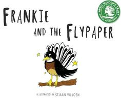 Frankie and the Flypaper is available!  This is the first book in ARRC's Adventure series to be released!  $12.50 from ARRC at 212 Fraser street, on www.arrc.org.nz and at The Historic Village market on 7 June.  All proceeds go to ARRC to support the work that we do.   As a wildlife trust (primarily providing medical care and wildlife rehabilitation services) ARRC believes that kids education is imperative for a sustainable long term solution for many of the issues that we encounter where…