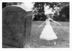 Ghost in the Graveyard II by ~imveryconfused on deviantART