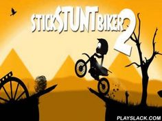 Stick Stunt Biker 2  Android Game - playslack.com , Have you missed a drawn atomic male? Yes? Then meet the game Stick Stunt Biker 2, which became an extraordinary protraction of a motor-trial! You should drive again a mighty motorcycle and show ability on overcoming of hindrances. In the ordinal part of the game you are evaluated  by more compelling and different areas, unthinkable paths and crazy ruses, which won t leave you uninterested. Pass stage after stage, each time setting up an…